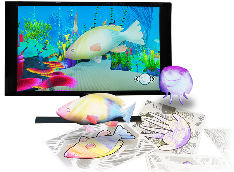 Home Quivervision 3d Augmented Reality Coloring Apps